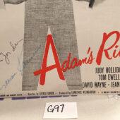 Adam's Rib Promotional Magazine Ad [G97]