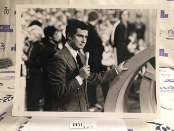 Almost Anything Goes Original Press Photo – Regis Philbin Television Series [H11]