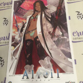 Alteil Online Trading Card Game Double-Sided 11×17 inch Promotional Poster [I30]