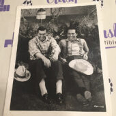 Andy Griffith and Andy Williams Original Press Photo [G45]