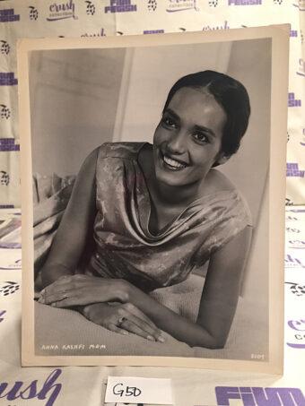 Anna Kashfi Original MGM Press Photo [G50]