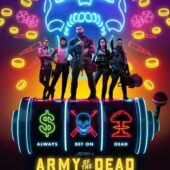 New poster released for Army of the Dead