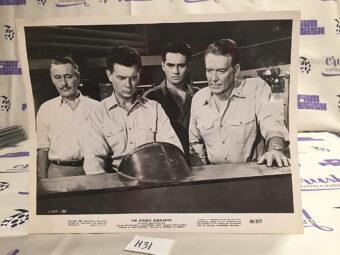 The Atomic Submarine Original Press Photo [H31]