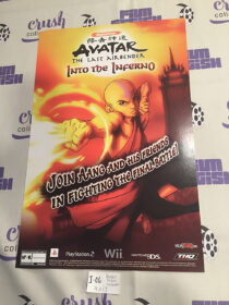 Avatar: The Last Airbender – Into the Inferno 11×17 inch Promotional Poster [I06]
