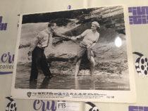 Battle Cry (1955) Original Press Photo – Tab Hunter, Mona Freeman [F73]