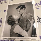 Behind the High Wall (1955) Original Press Photo – Betty Lynn, John Gavin [G15]