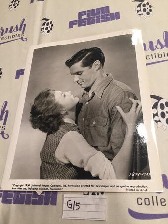 Behind the High Wall (1955) Original Press Photo – Betty Lynn, John Gavin [G15]