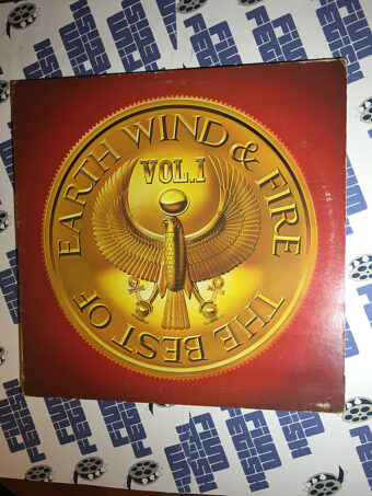 The Best of Earth Wind and Fire Volume 1 Gatefold Vinyl Edition (1978)