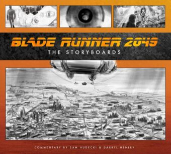 Blade Runner 2049: The Storyboards Hardcover Edition
