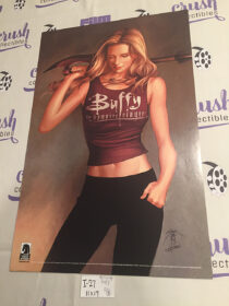 Buffy the Vampire Slayer / The Secret Comics Double-Sided 11×17 inch Promotional Poster [I27]