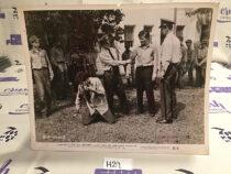 Cell 2455, Death Row (1955) Original Press Publicity Photo [H29]