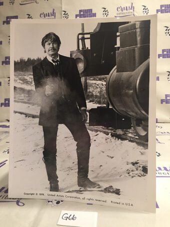 Charles Bronson Breakheart Pass (1975) Original Press Publicity Photo [G66]