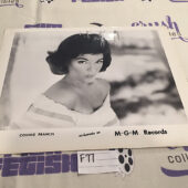 Connie Francis MGM Records Original Music Press Publicity Photo [F77]