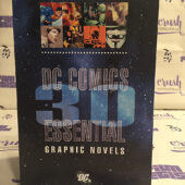 DC Comics 30 Essential Graphic Novels List Promotional Flyer [H43]