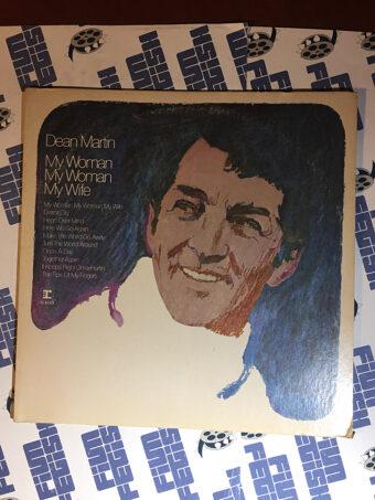 Dean Martin My Woman, My Woman, My Wife Vinyl Edition (1970)