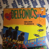 """The Delfonics Golden Classics """"La La Means I Love You"""" Vinyl Edition (1985)"""