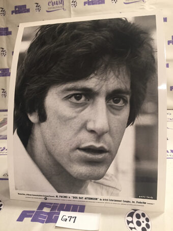 Dog Day Afternoon (1975) Original Lobby Card Press Photo, Al Pacino [G77]