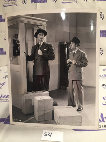 Dr. Kildare's Wedding Day Original Lobby Card Press Photo (1941) Red Skelton, John Berkes [G87]