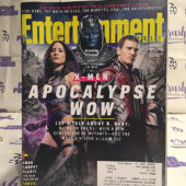 Entertainment Weekly (July 24, 2015, No. 1373) X-Men: Apocalypse, Michael Fassbender, Oscar Isaac, Olivia Munn [H52]