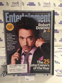 Entertainment Weekly Special Double Issue (Nov. 21, 2008, No. 1021/1022) Robert Downey Jr. [H61]