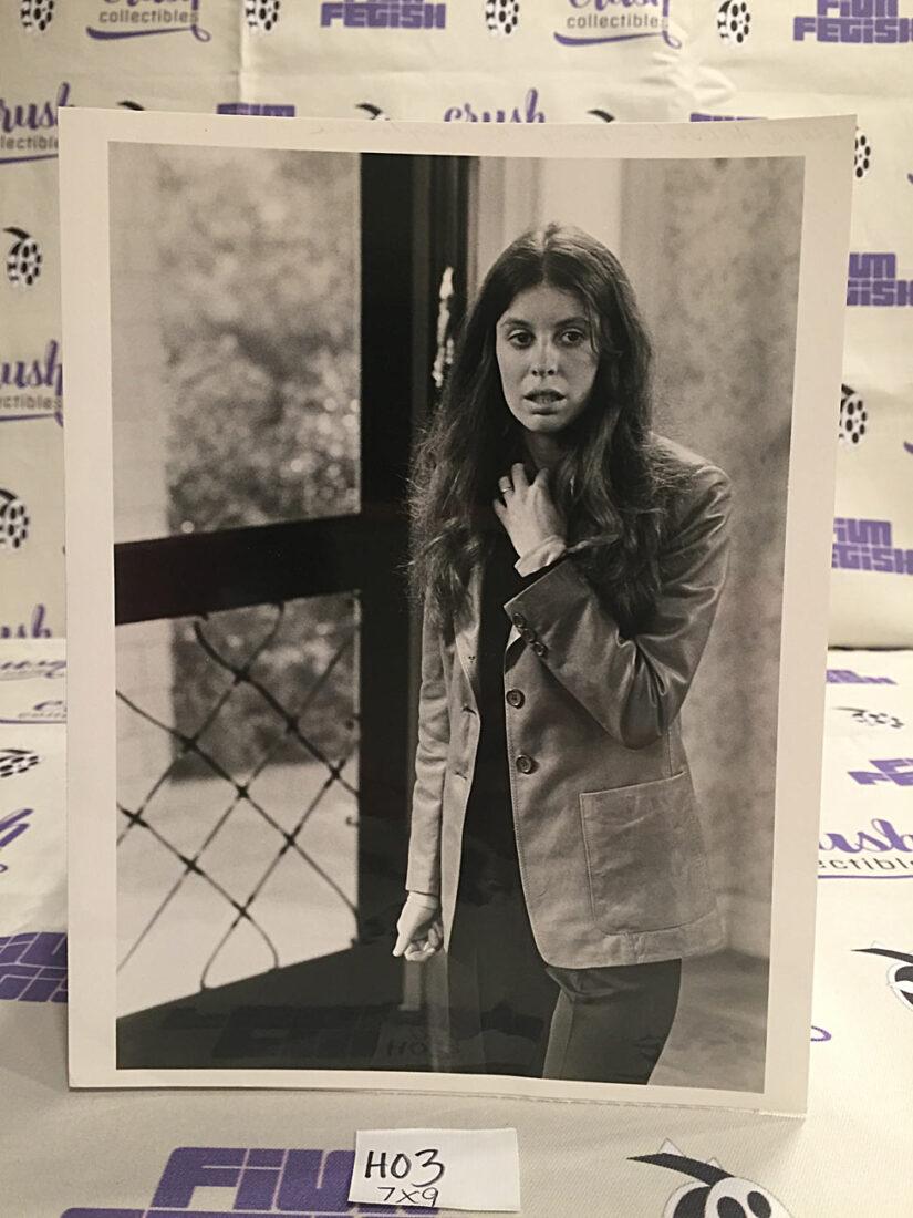 Elayne Heilveil in Family ABC TV Series Publicity Press Photo (1976) [H03]