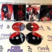 Solid Metal Nightmares: The Films Of Shinya Tsukamoto Standard Edition Blu-ray Box Set