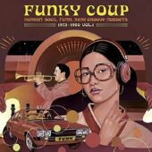 Funky Coup: Korean Soul, Funk & Rare Groove Nuggets 1973-1980 Volume 1 Limited Edition 2-LP Pink Vinyl