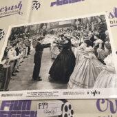 Gone With the Wind Set of 3 Lobby Press Photos (1939) Clark Gable, Vivien Leigh [F79]