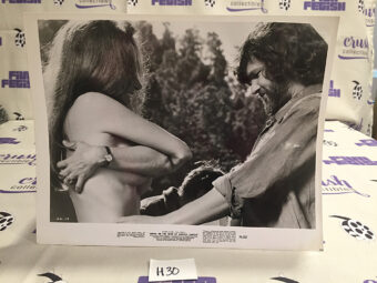 Bring Me the Head of Alfredo Garcia (1974) Lobby Card Press Photo – Kris Kristofferson, Isela Vega [H30]
