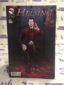 Grimm Fairy Tales Presents Helsing Comic Book (No. 1, Cover B, April 2014) Zenescope Entertainment [H56]