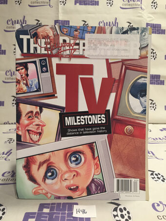 The Hollywood Reporter (September 2004) TV Milestones Special Issue [H46]