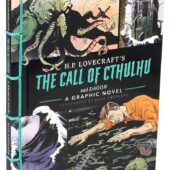 H.P. Lovecraft's The Call of Cthulhu and Dagon: A Graphic Novel Hardcover