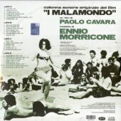 I Malamondo Original Motion Picture Soundtrack by Ennio Morricone 2-LP Limited Vinyl Edition