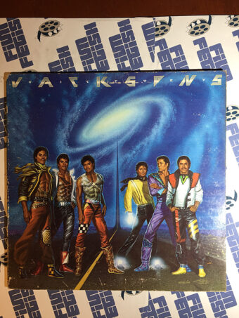 The Jacksons Victory Gatefold Vinyl Edition (1984)