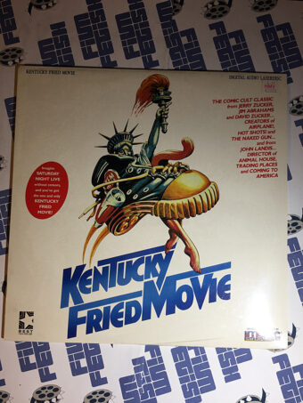 Kentucky Fried Movie RARE Laserdisc Edition
