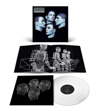 Kraftwerk Techno Pop Special Limited Edition Clear Vinyl with Photo Booklet