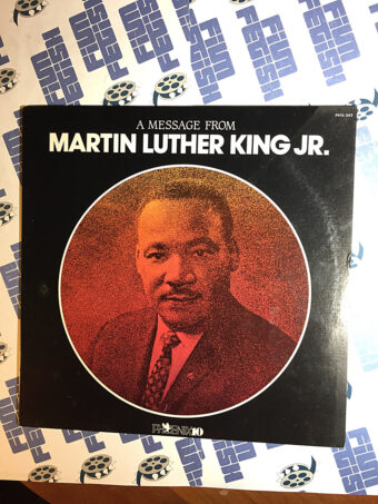 The Wisdom of Dr. Martin Luther King Jr. RARE Vinyl Edition (1962)
