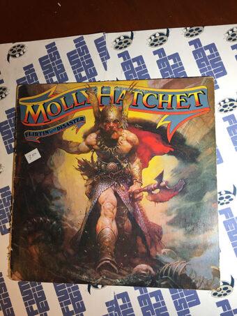 Molly Hatchet Flirtin' With Disaster (1979) Vinyl Edition – Frank Frazetta Cover Art [300]