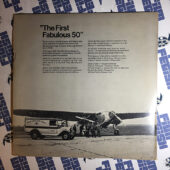NBC Radio Network: The First Fabulous 50 Limited Edition 2-LP Vinyl (1977)