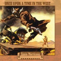 Once Upon A Time In The West Original Motion Picture Soundtrack Limited Clear Vinyl Edition