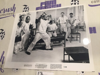 Jack Nicholson in One Flew Over the Cuckoo's Nest (1975) Lobby Card Press Photo [F76]