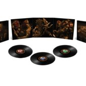 Resident Evil 5 Original Video Game Soundtrack 3-LP Vinyl Edition