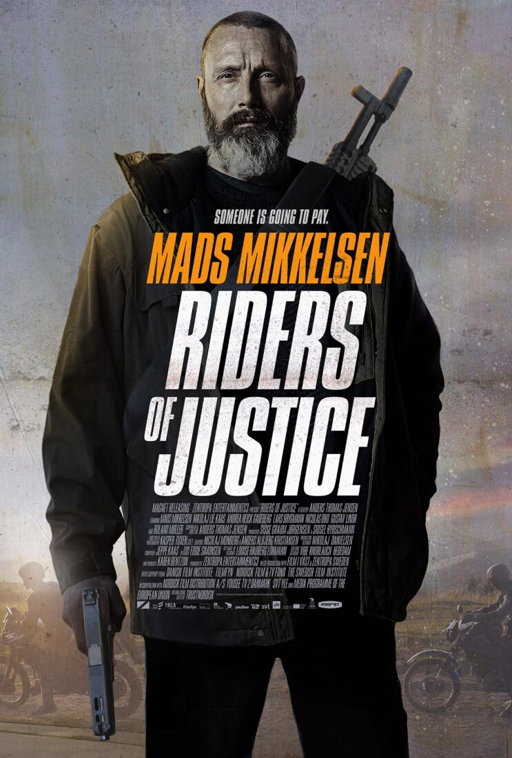 New poster for action thriller Riders of Justice