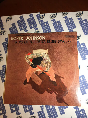 Robert Johnson King of the Delta Blues Singers Vinyl Edition CL 1654