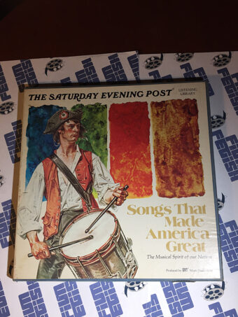 The Saturday Evening Post Listening Library: Songs That Made America Great (1975)