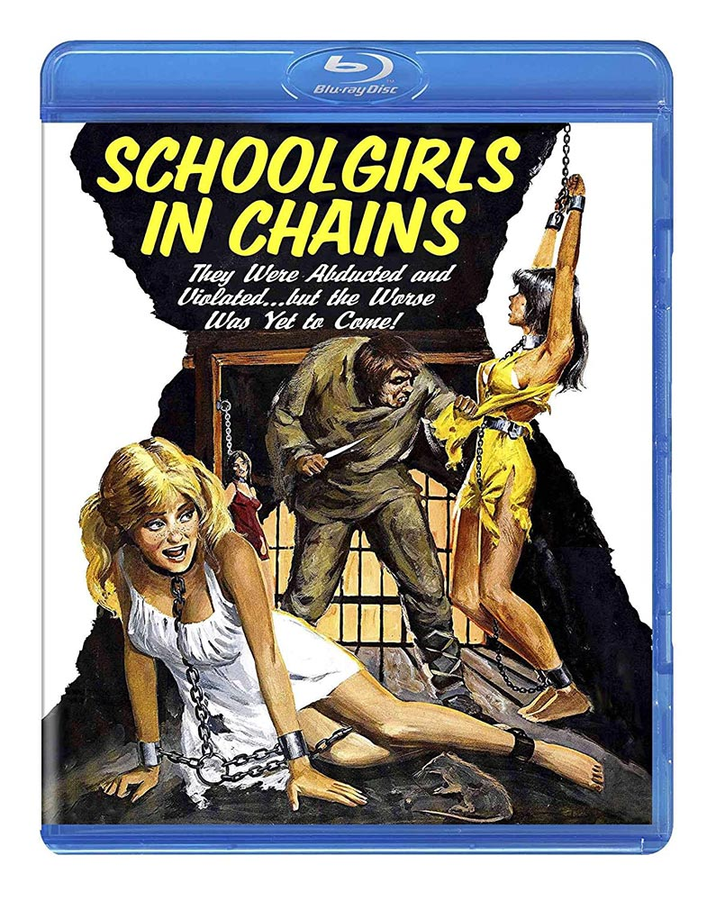 Schoolgirls in Chains Special Edition Blu-ray