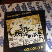 Schoolly D Saturday Night – The Album Vinyl Edition (1986)