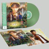 Shenmue II Original SEGA Game Soundtrack Limited Vinyl Edition
