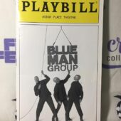 Playbill Magazine (November 2005) Blue Man Group Astor Place Theatre