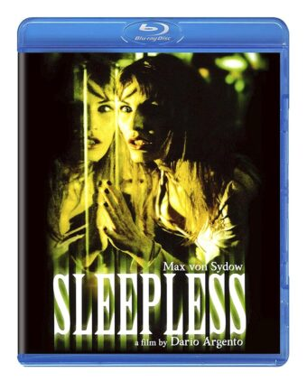 Dario Argento's Sleepless Blu-ray Edition